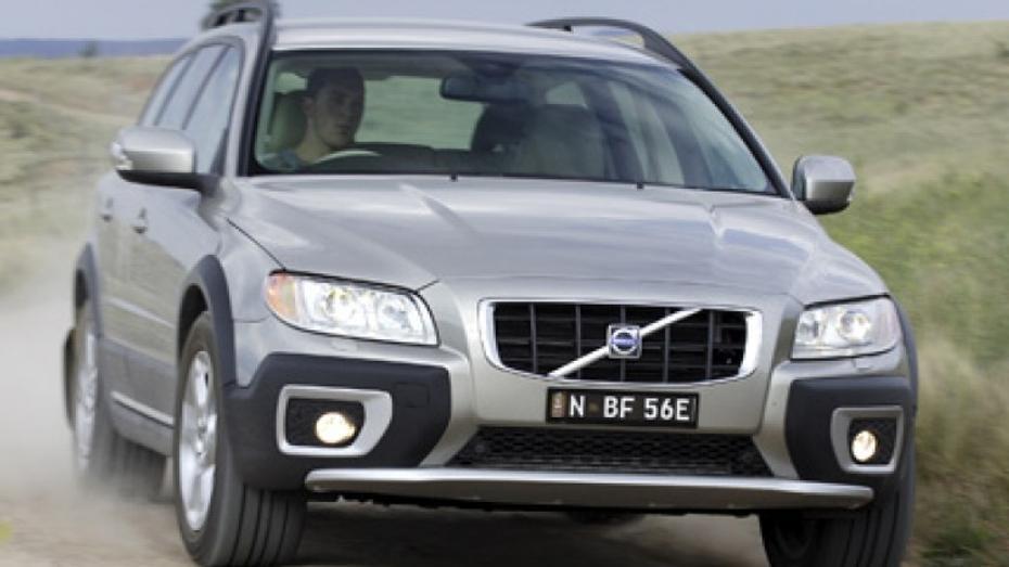 2007 Volvo XC70