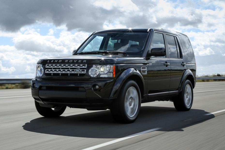 0 Land Rover Discovery 4
