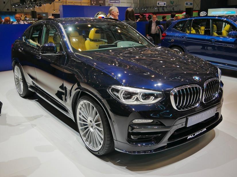 2016 Alpina B3