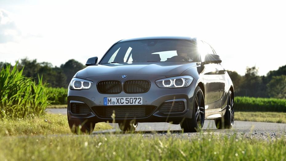 2018 BMW 125i