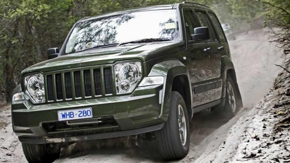 Used car review: Jeep Cherokee 2008-2011