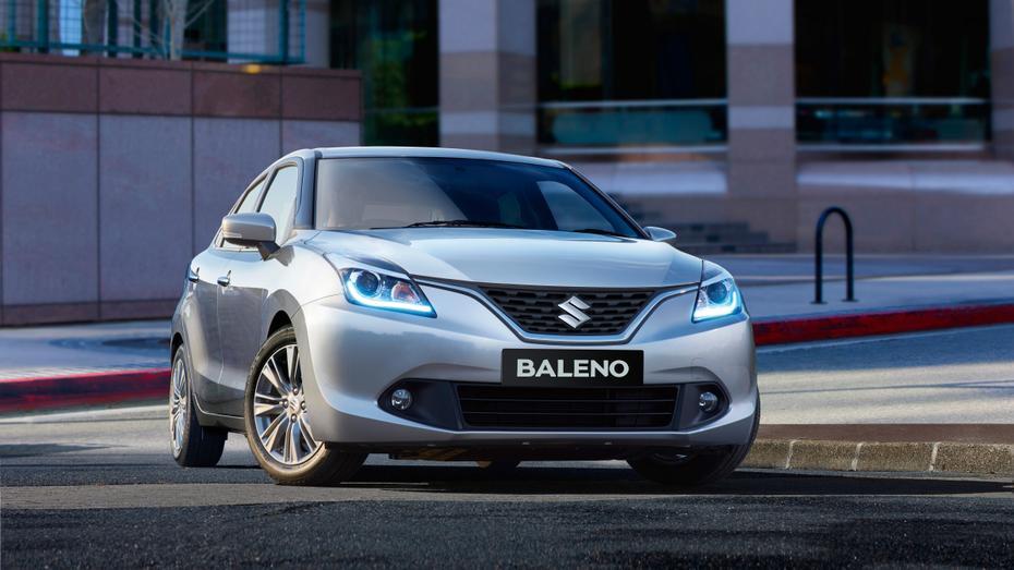 2018 Suzuki Baleno