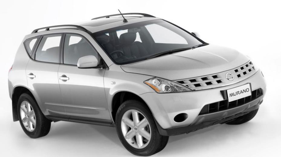Used Car Review Nissan Murano 2005 09