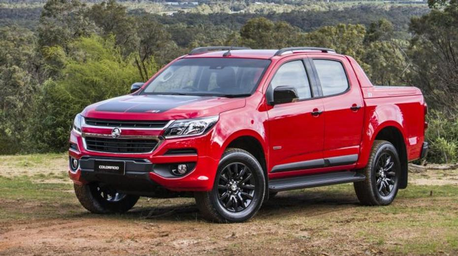 2016 Holden Colorado Z71 new car review - Road test: Holden
