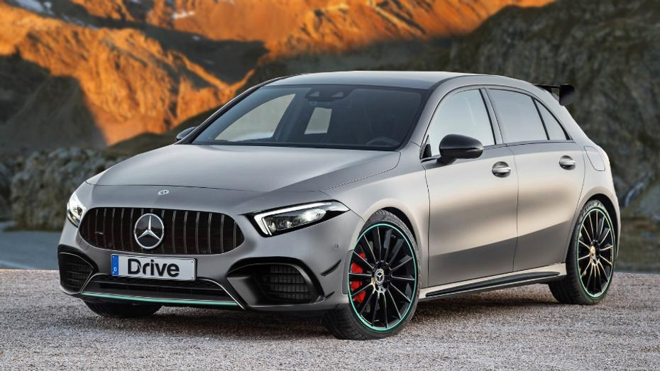 Coming Soon: Mercedes-AMG A35 and A45 - Coming Soon
