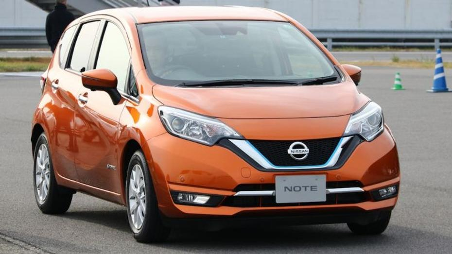 2017 Nissan Note e-Power first drive review - Nissan's latest hybrid