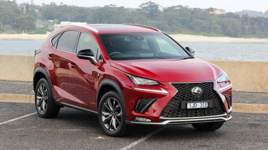 2018 Lexus NX 300 F Sport Review | Drive com au