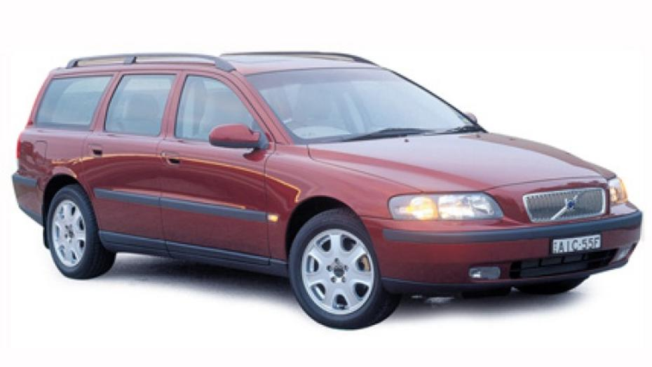 Used car review: Volvo V70 2000-2009