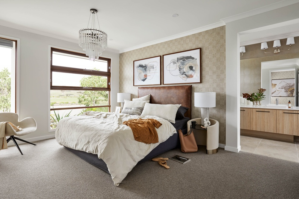 henley homes autumn interior styling