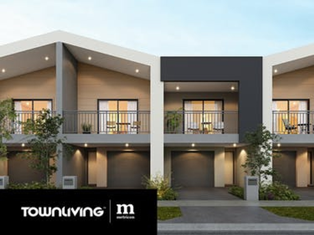 TownLiving range by Metricon