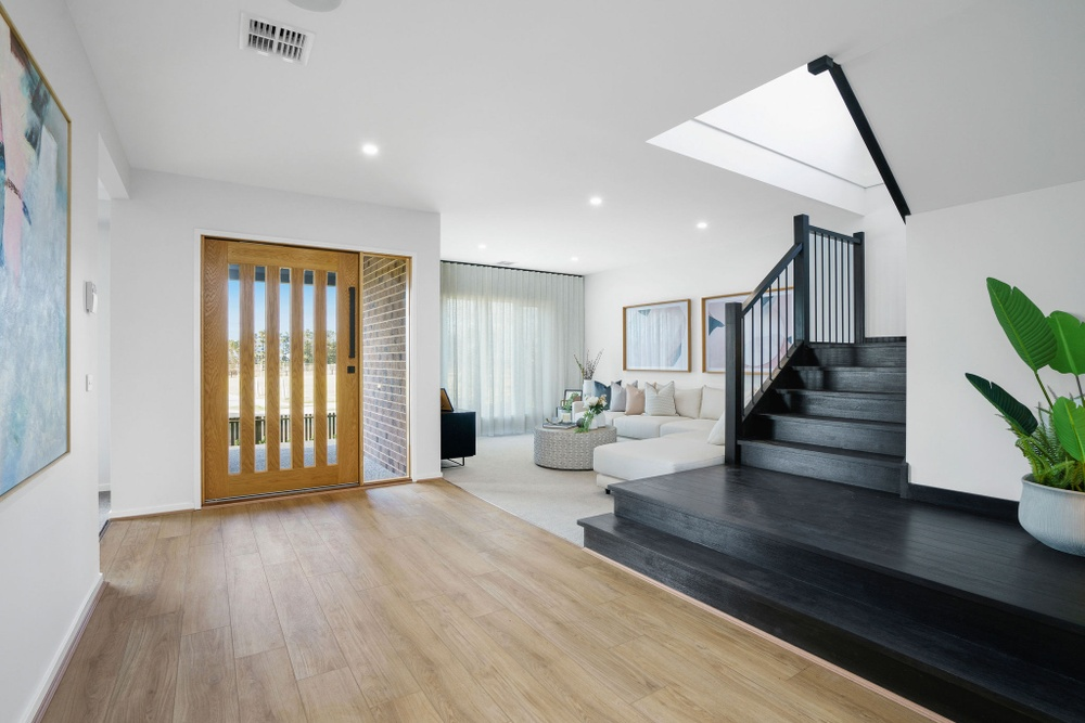 designing your new home Bentley Homes display home