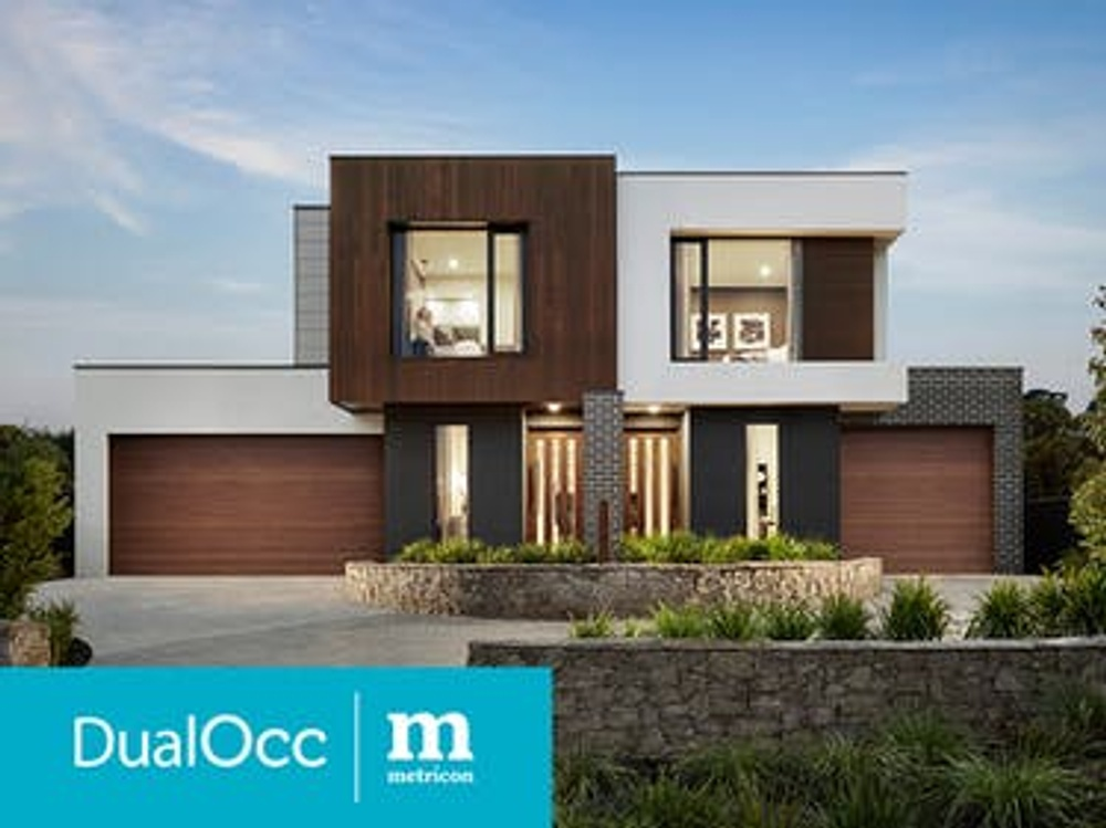 DualOcc range by Metricon