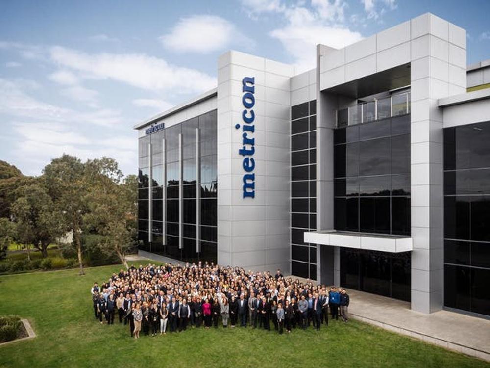 metricon company photo