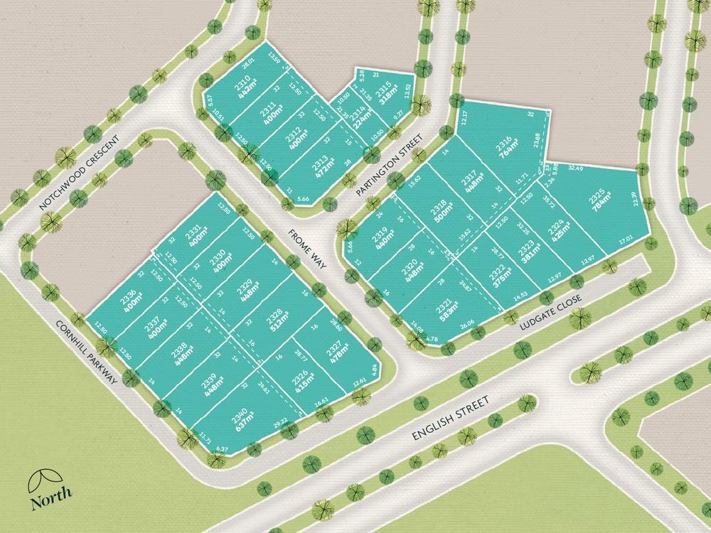 Kinbrook Donnybrook Stage 23A land for sale