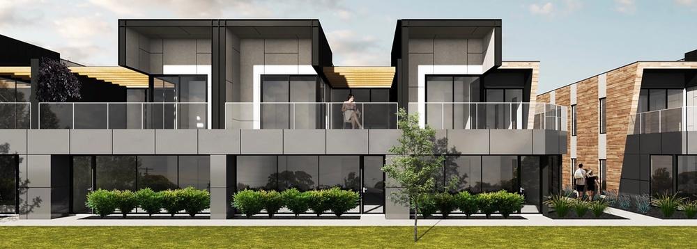Development Ikonik Design Melbourne Town Planner