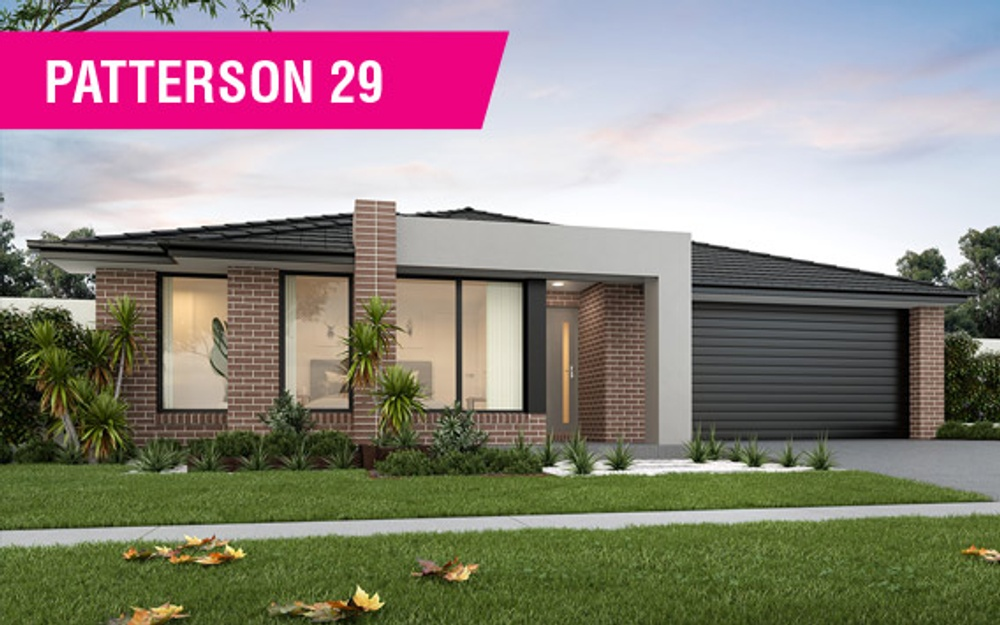 patterson by first place building on display in newhaven estate tarneit