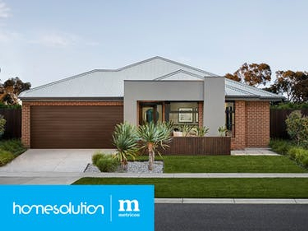 homesolution range by metricon