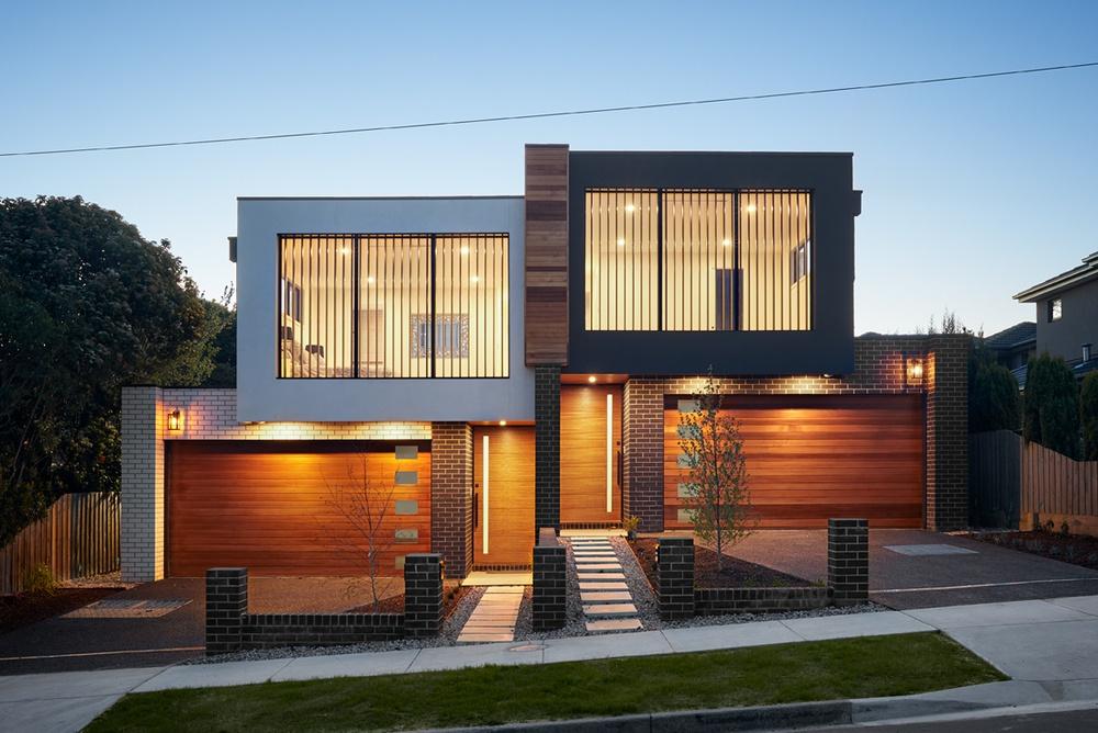 duplex custom build bertsan homes