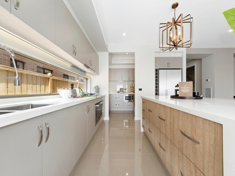 kitchen of true value homes alexis design