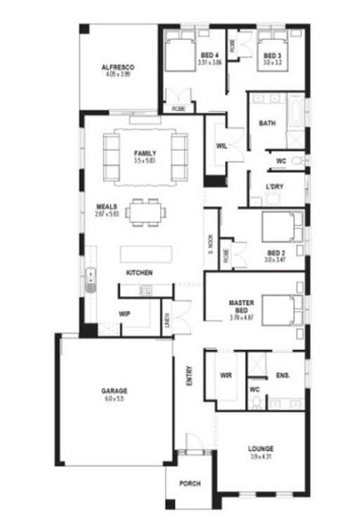 Patterson 29 floor plan