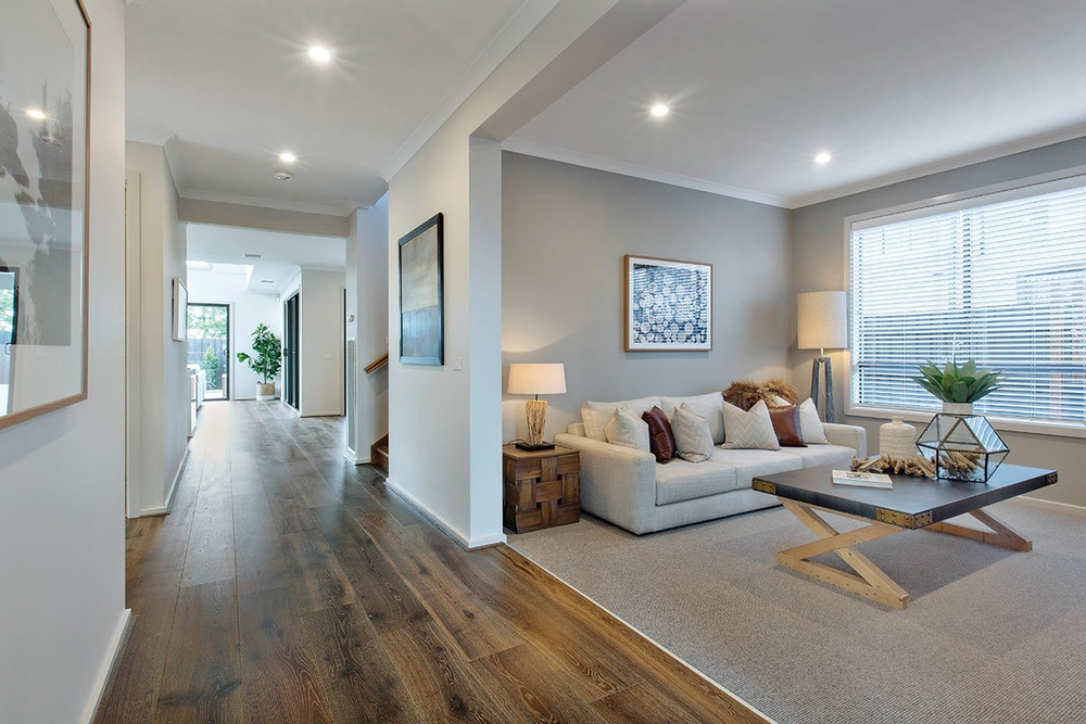Laminate timber floors Sherridon Homes