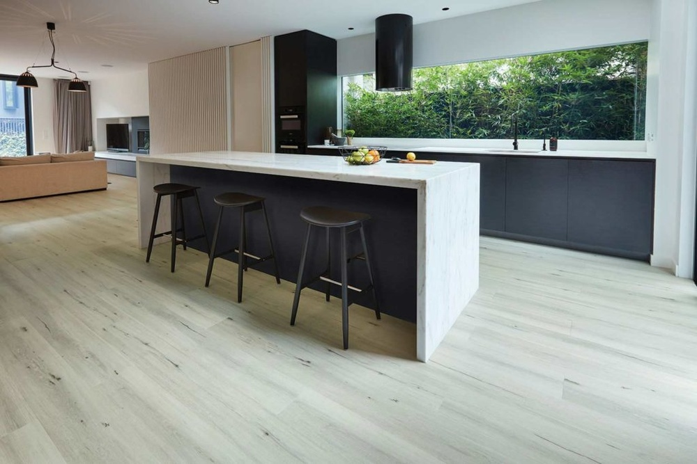 Luxury Vinyl Plank Heartridge floors by Dunlop