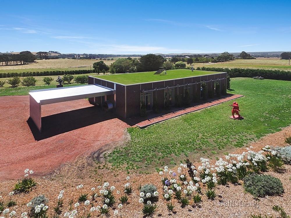 bushfire resistant home