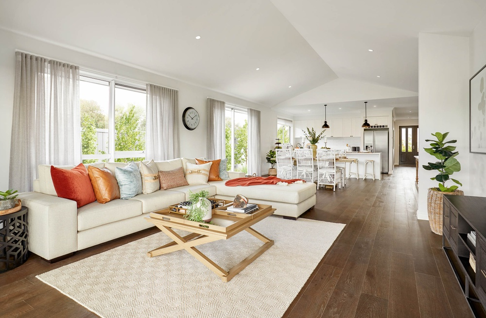 charming farm house style in this award winning display home