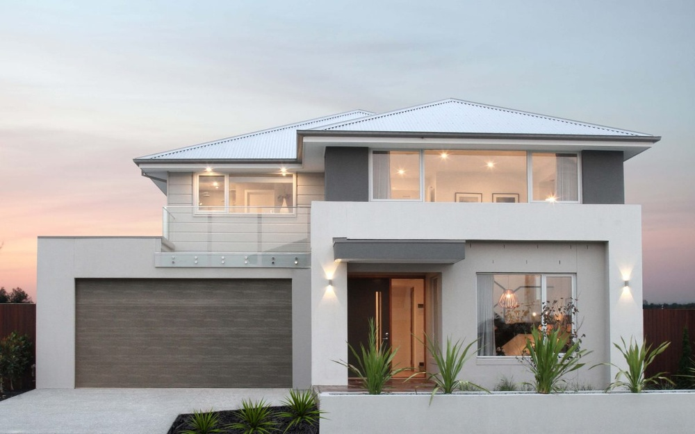 double storey home for knockdown rebuild