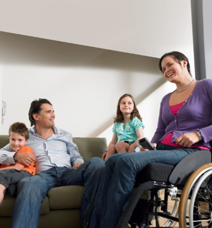 accesible housing for disabilities
