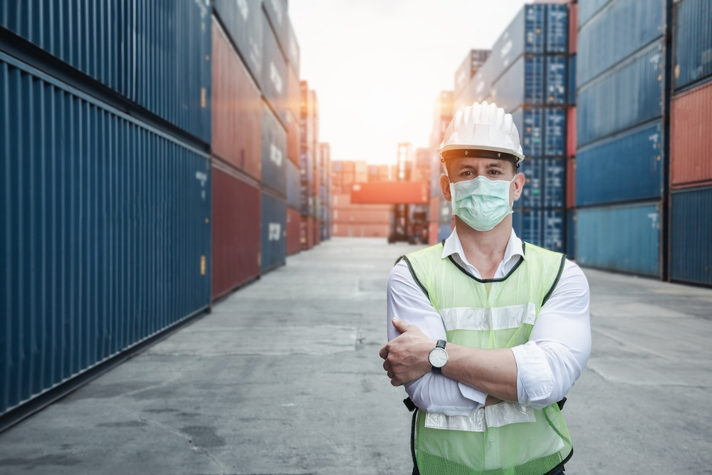 international supply chain affected by covid