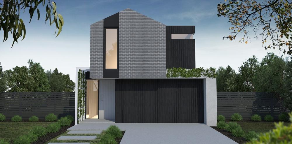 Zaala modern facade