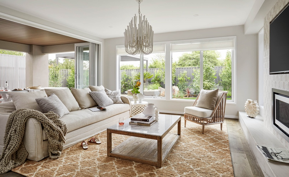 autumn styling of new home henley homes