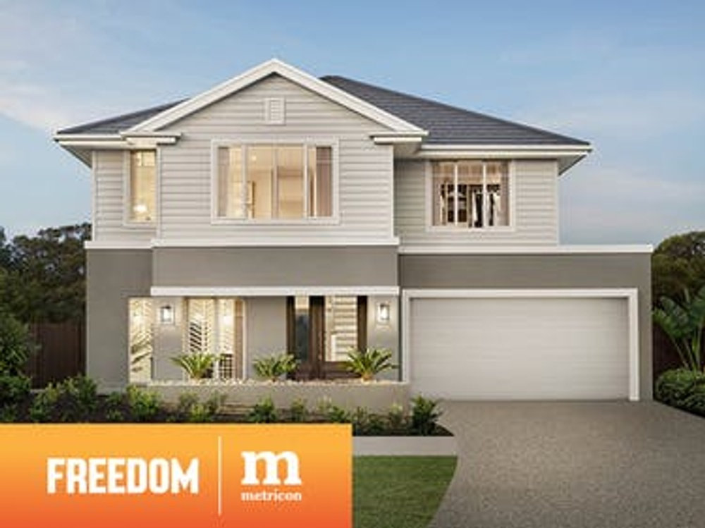 freedom range by metricon