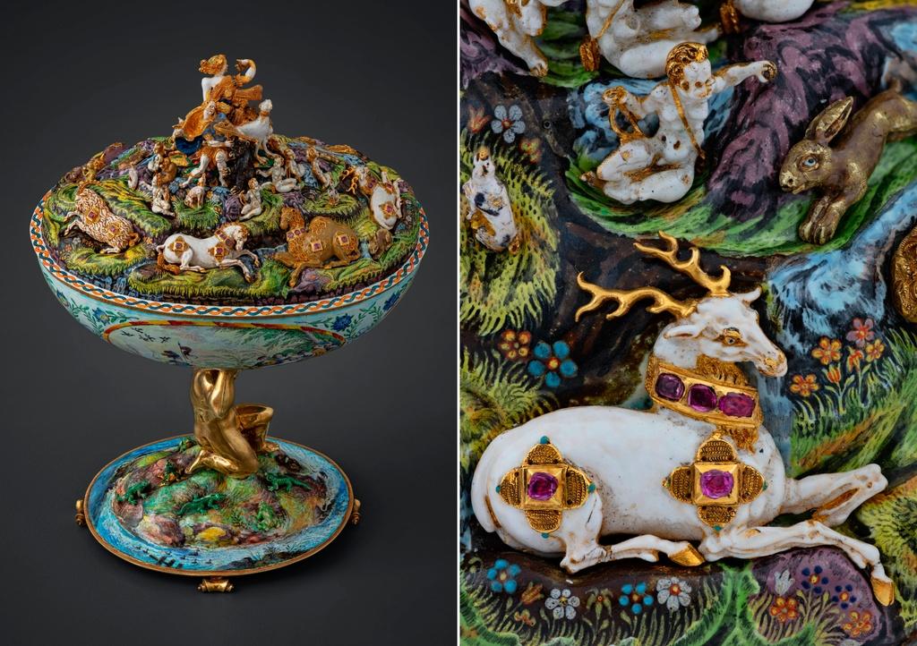 The Orpheus Cup  | TEFAF Maastricht | The European Fine Art Foundation