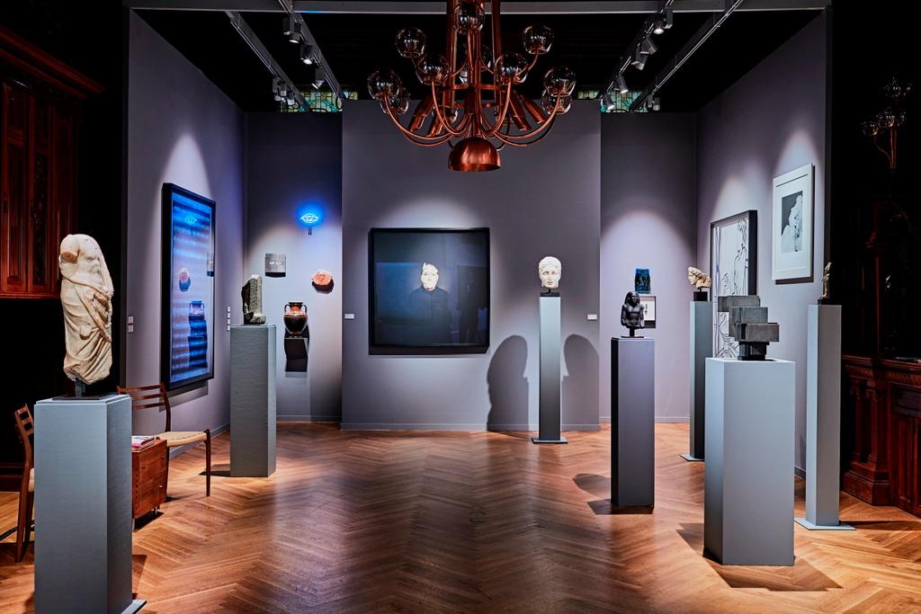 Sean Kelly Charles Ede Meet the Experts   TEFAF   The European Fine Art Foundation