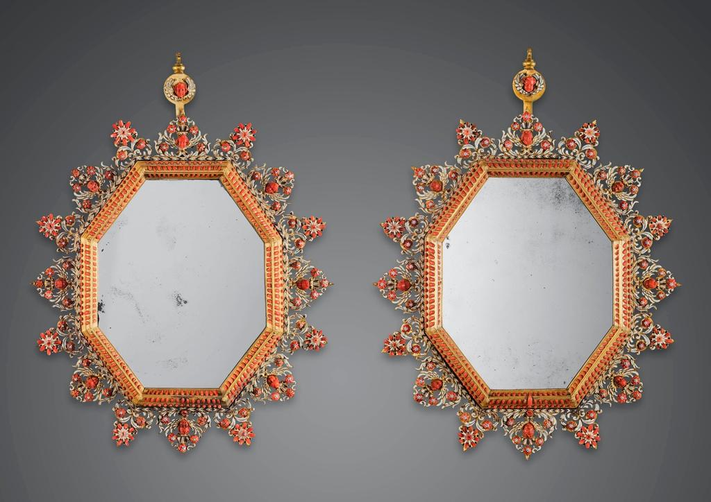 Trapani Pare Mirrors