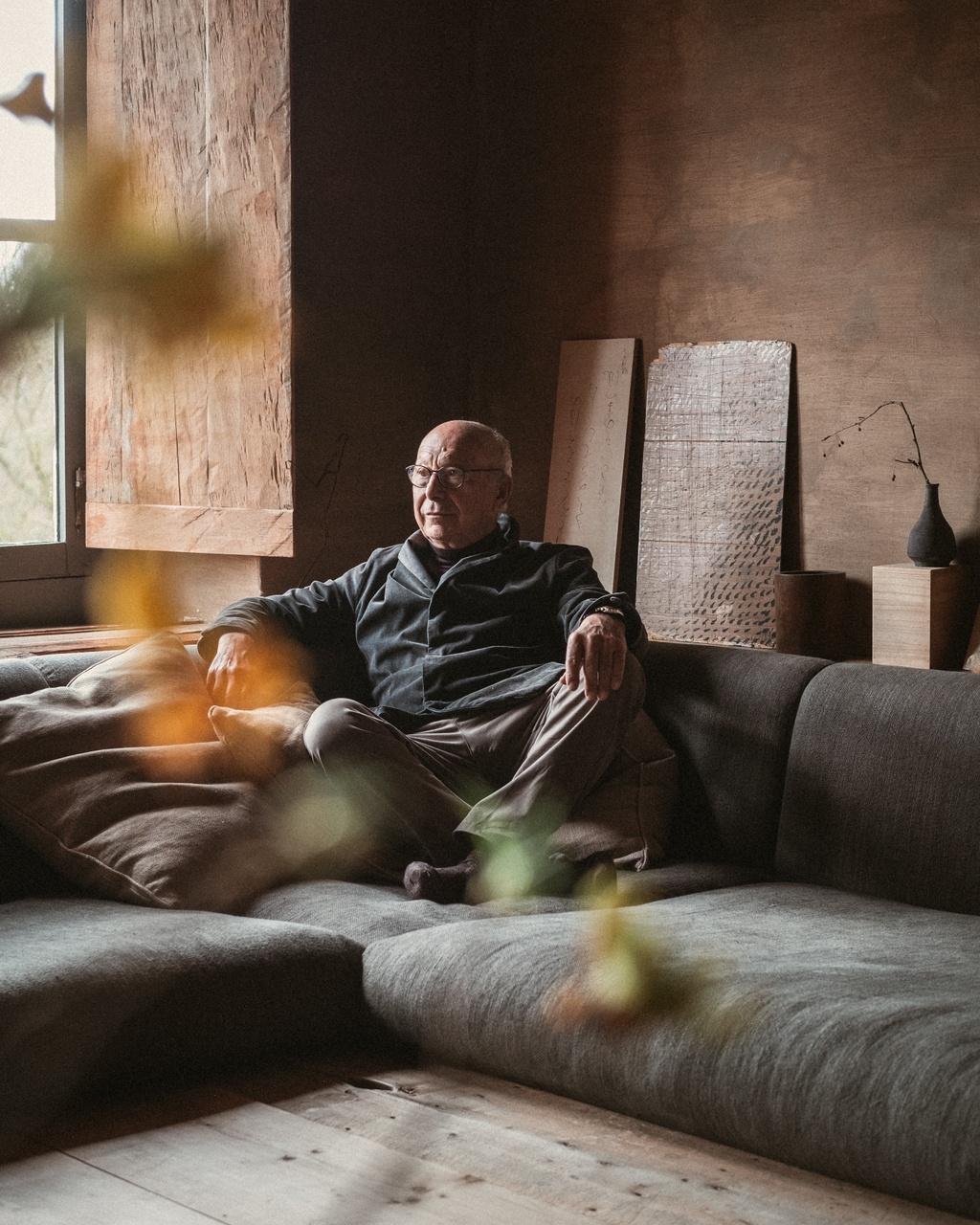 Axel Vervoordt Living with Art | TEFAF | The European Fine Art Foundation