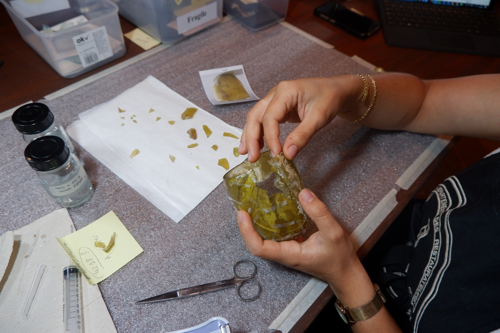 3.Beirut Glass Project - Conservation image 5.JPG