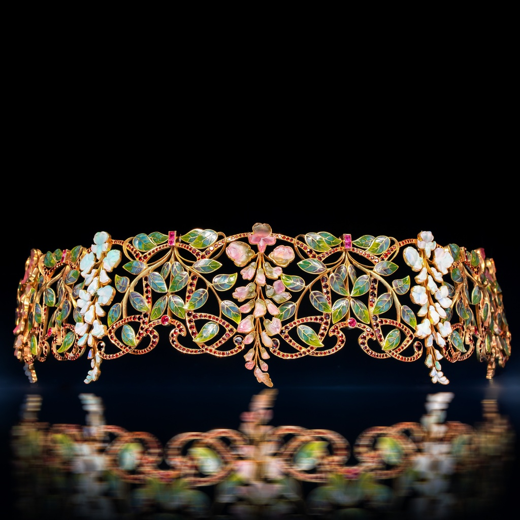 VMFA Epoque Fine Jewels Museum Stories | TEFAF | The European Fine Art Foundation