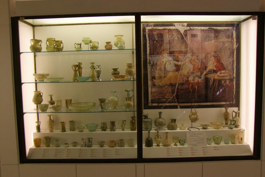 4.Beirut Glass Project - display case before explosion.JPG