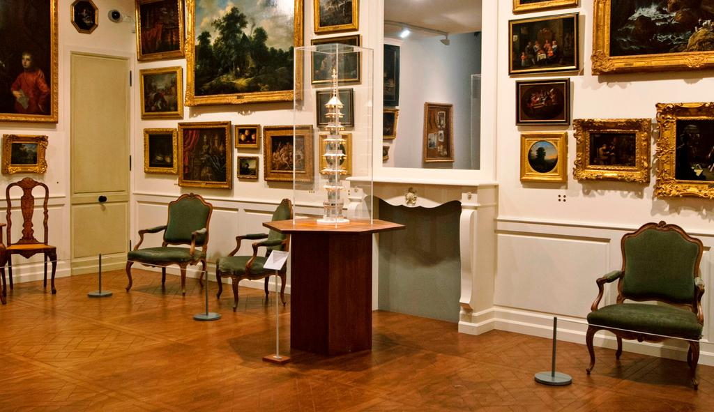 Musée des Beaux-Arts Rennes Museum Restoration Fund   TEFAF   The European Fine Art Foundation