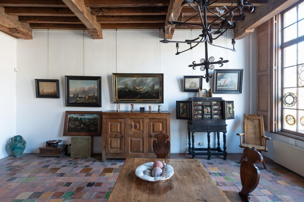 Niels de Boer Kunsthandel P. de Boer | TEFAF Living with Art | The European Fine Art Foundation