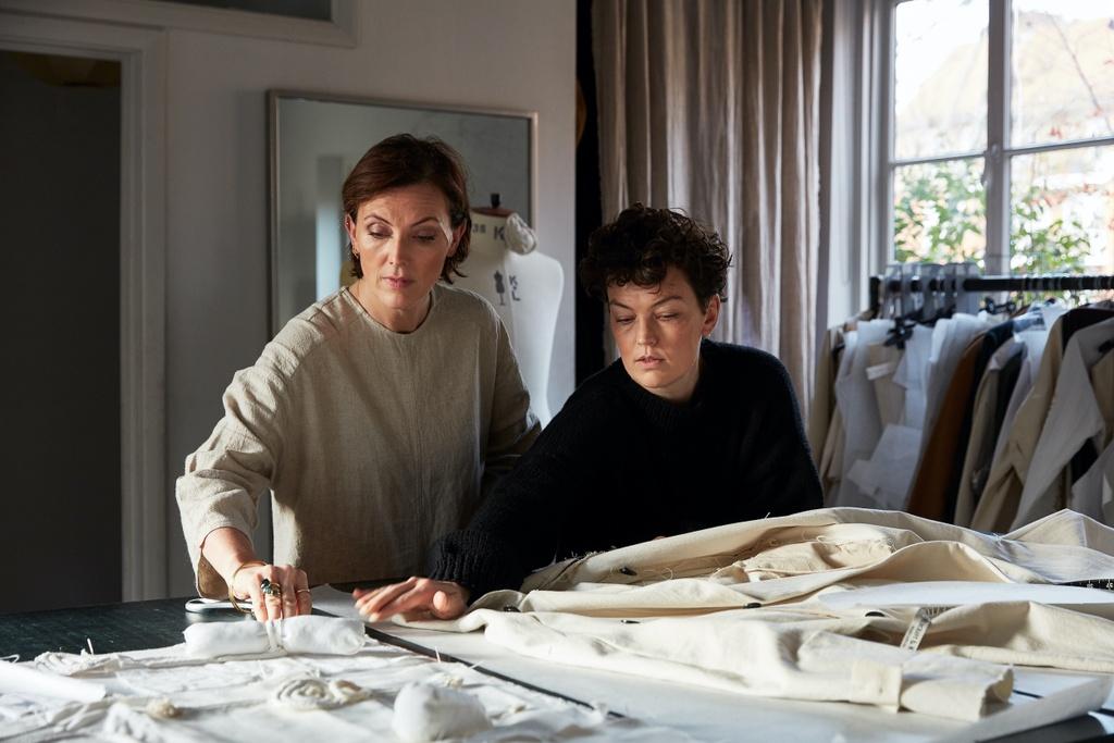Faye Toogood Meet the Artists | The European Fine Art Foundation | TEFAF