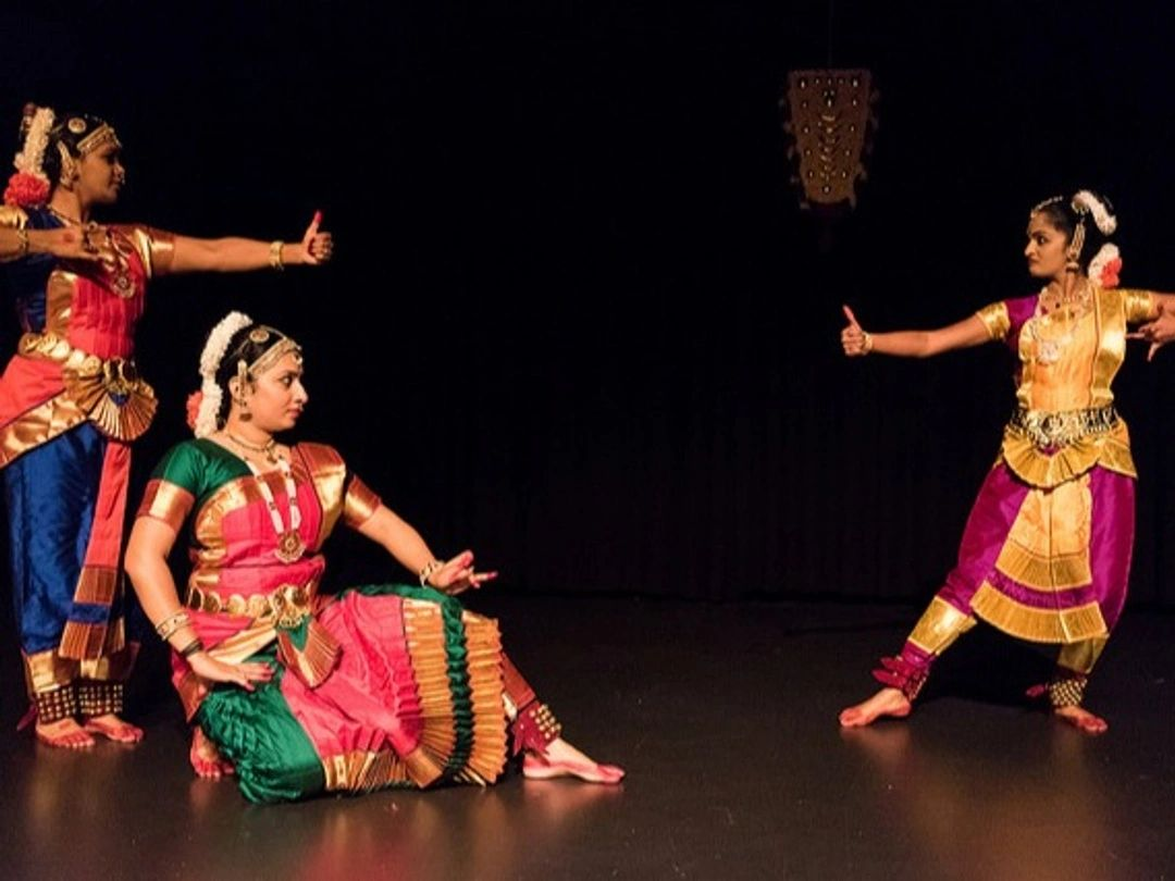 Basics of Bharathnatyam