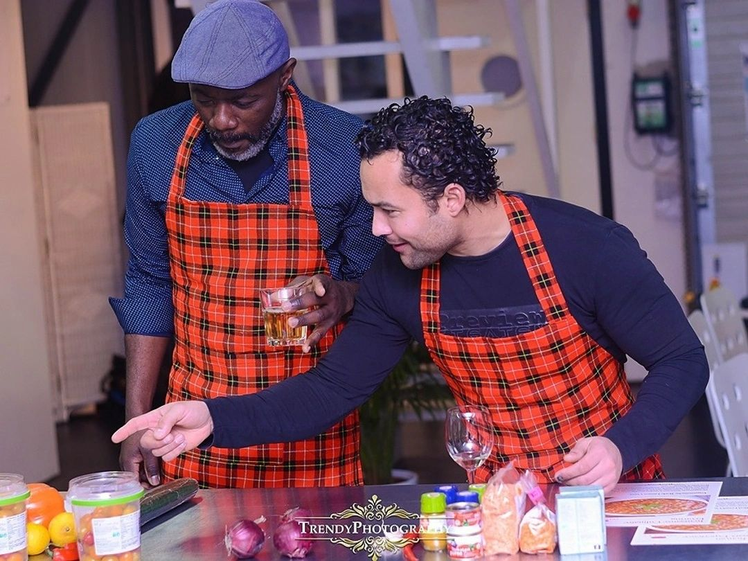 Kenyan Cooking Workshop in Eindhoven
