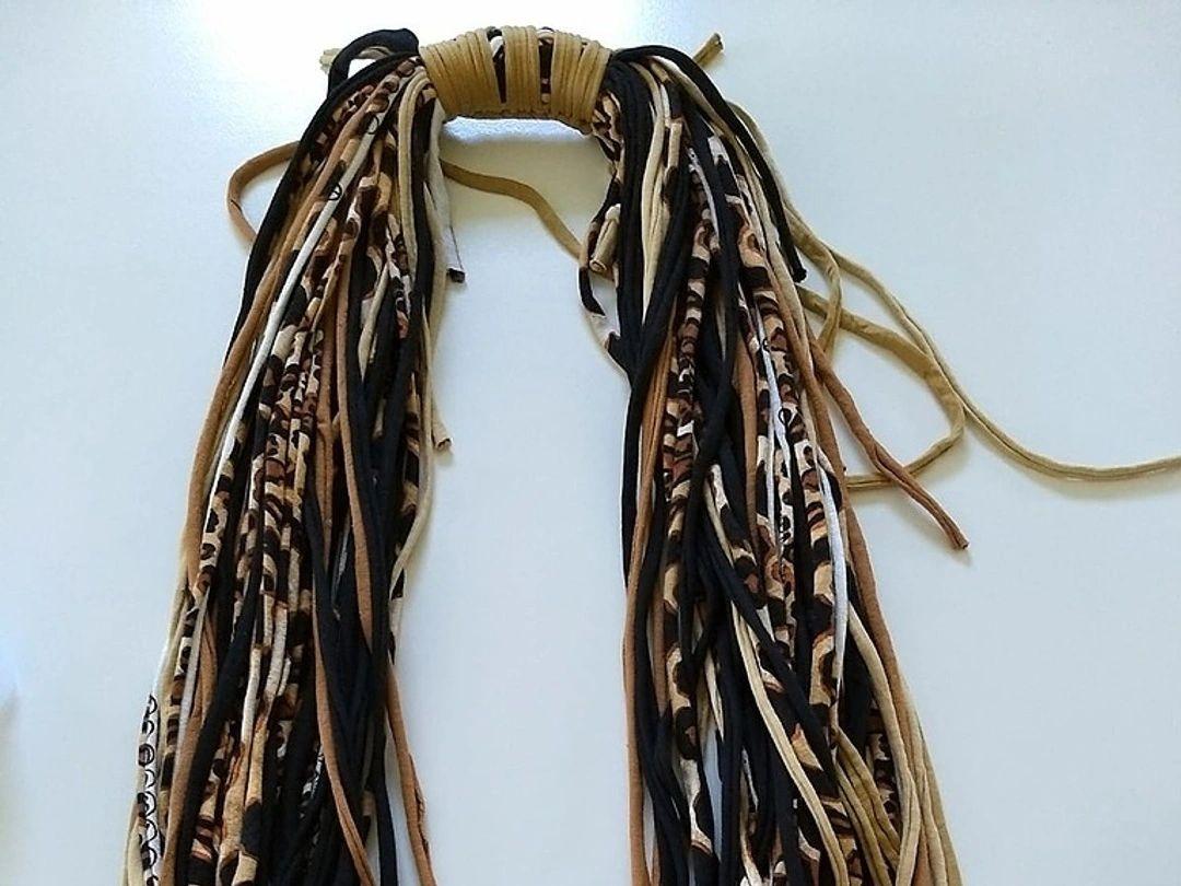 Ibiza sjaal maken