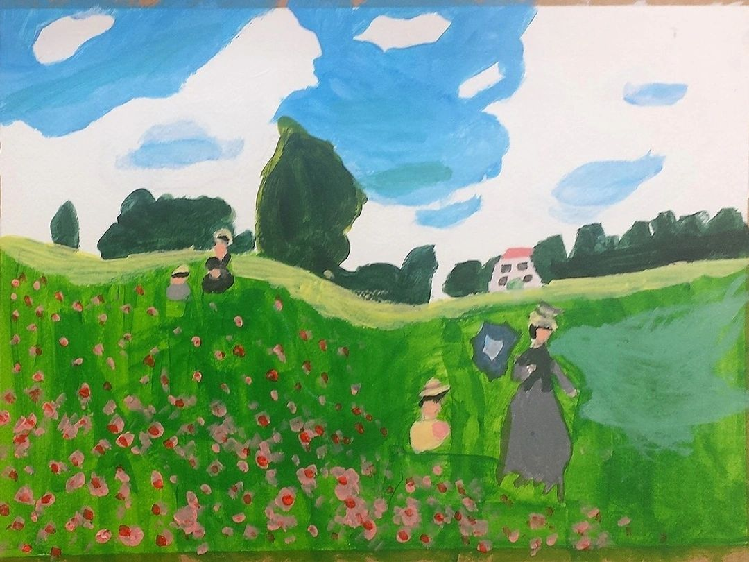 Tekenen, schilderen en knutselen voor kinderen