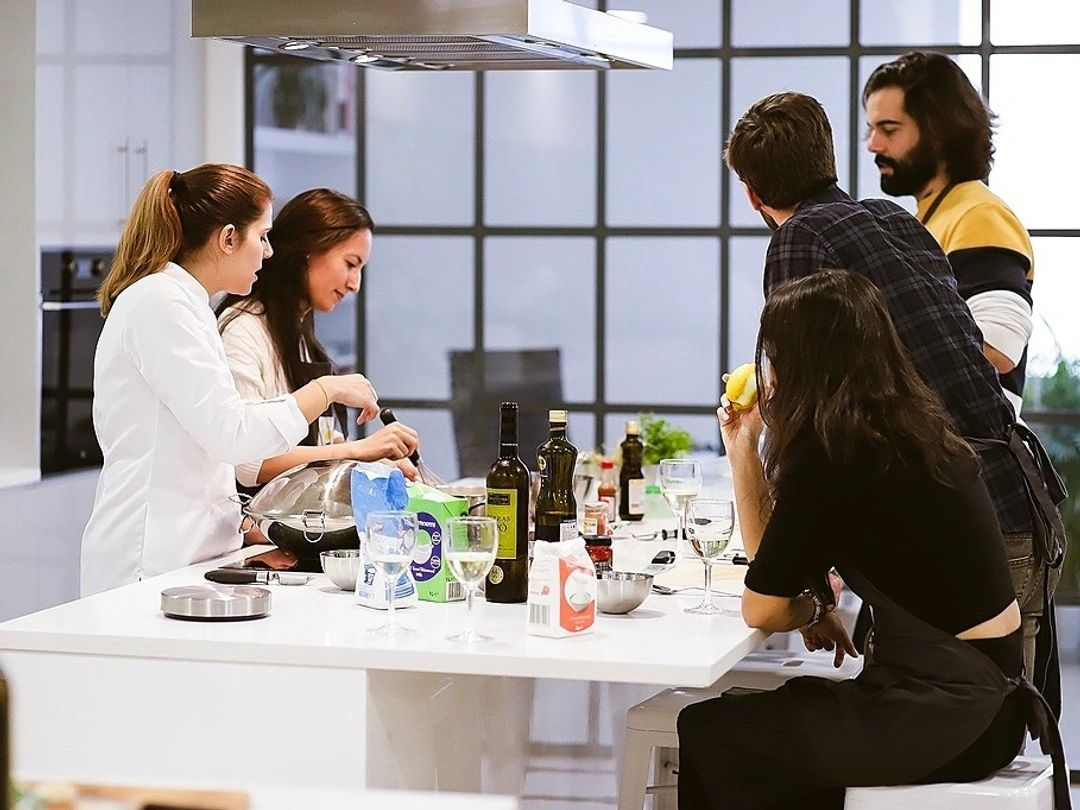 Portuguese Cooking Class (dinner included)