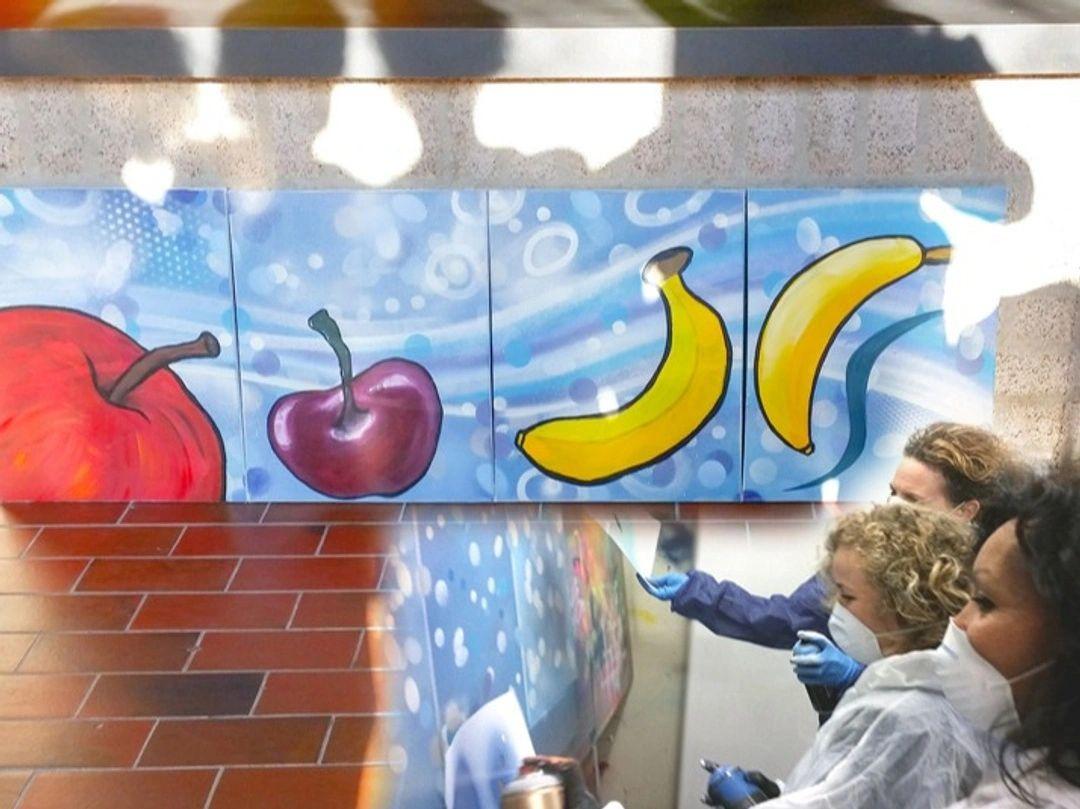 Graffiti-Streetart party!